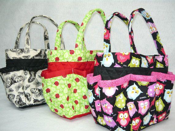 How To Make A Craft Organiser Tote Bag