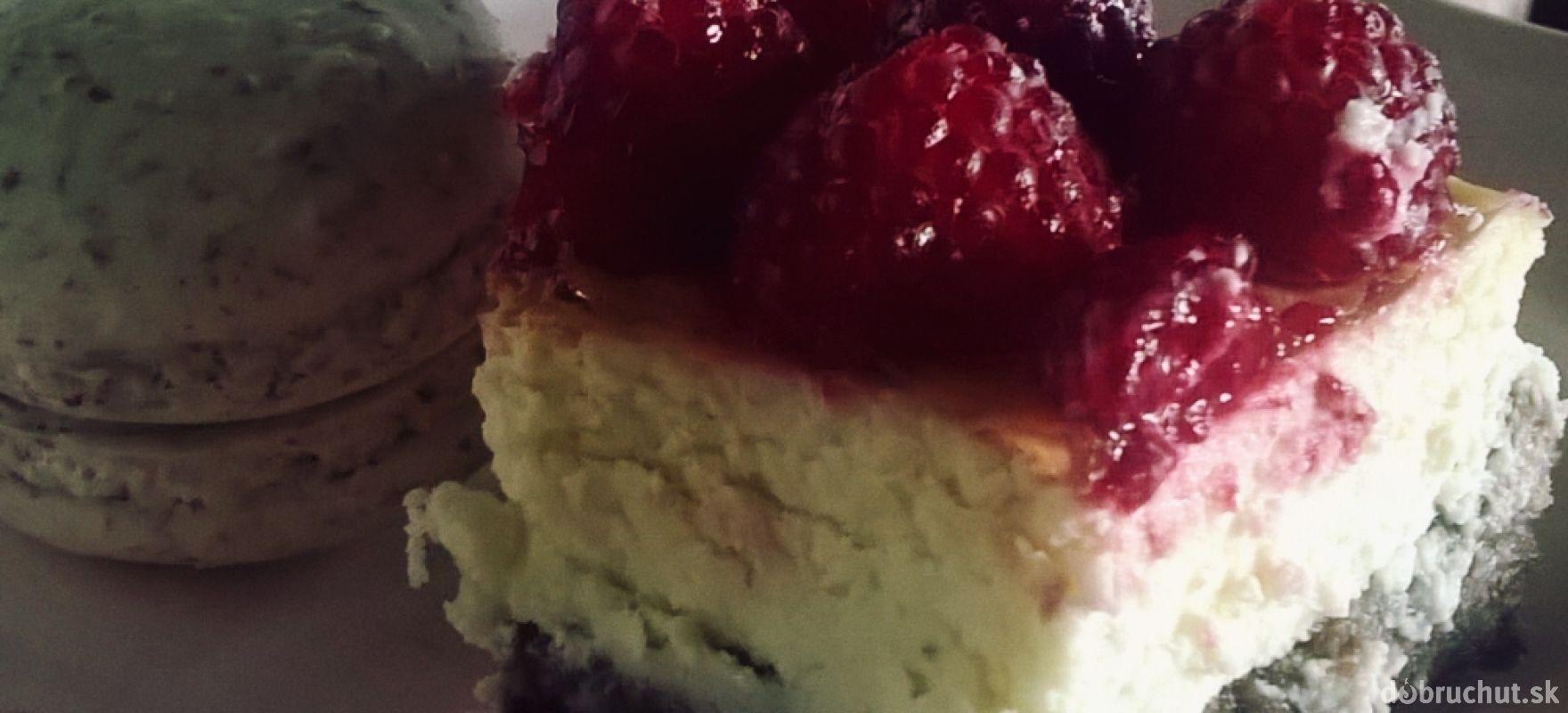 Tvarohová tortička