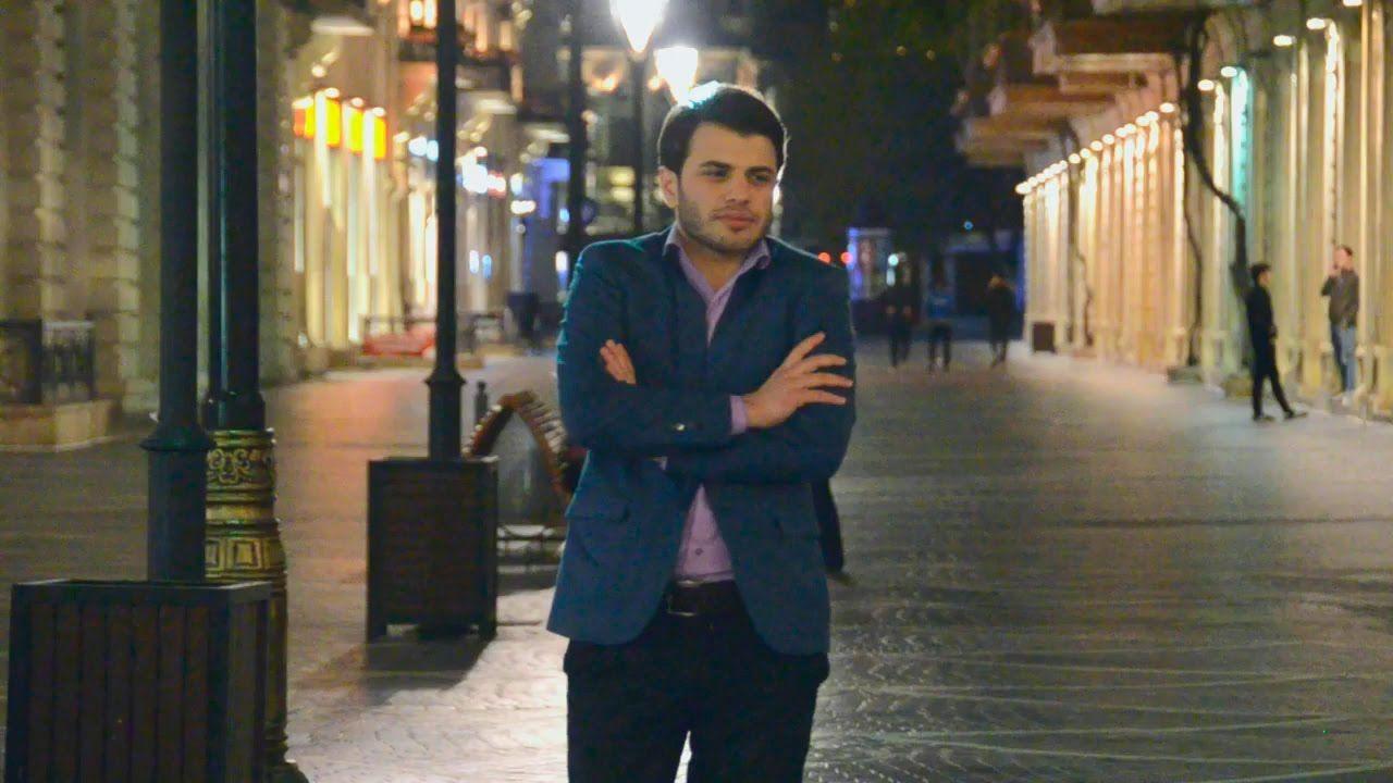 Mena Aliyev Umidsiz Biri Official Klip Pantsuit Suits Mena