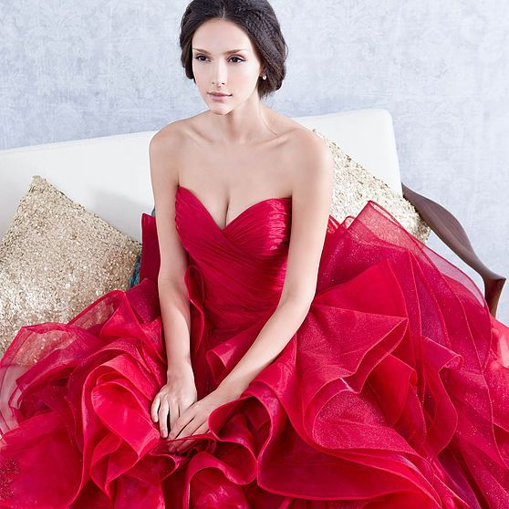 Discover Anovia wedding dresses, from vintage to dreamy, luxury to elegant, classic to alluring
