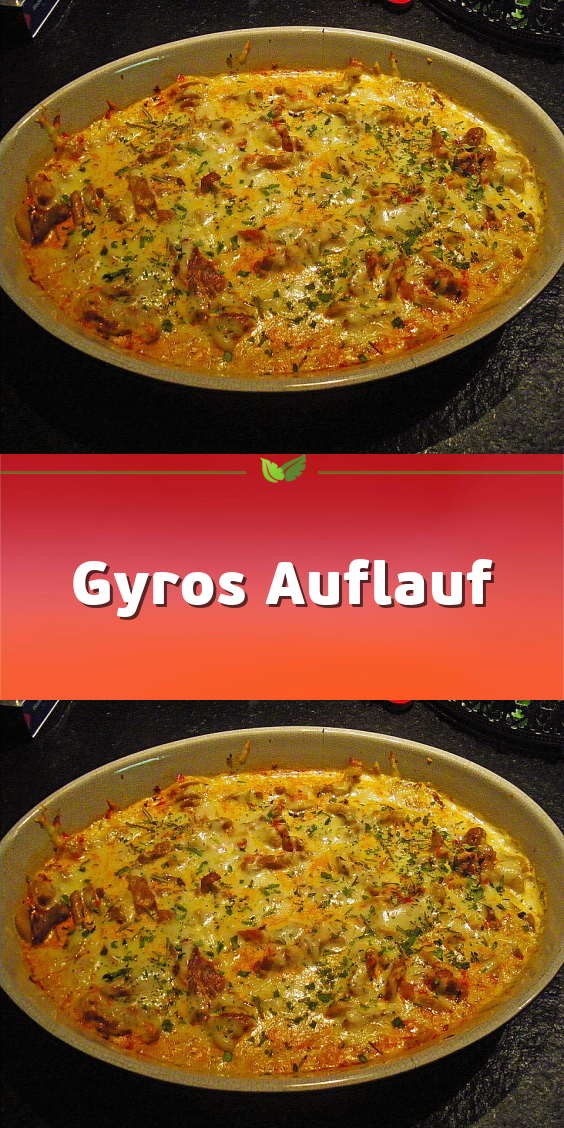 Photo of Gyroscasserole