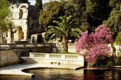 Accueil Jardins De La Fontaine Bassin De Jardin Ville France