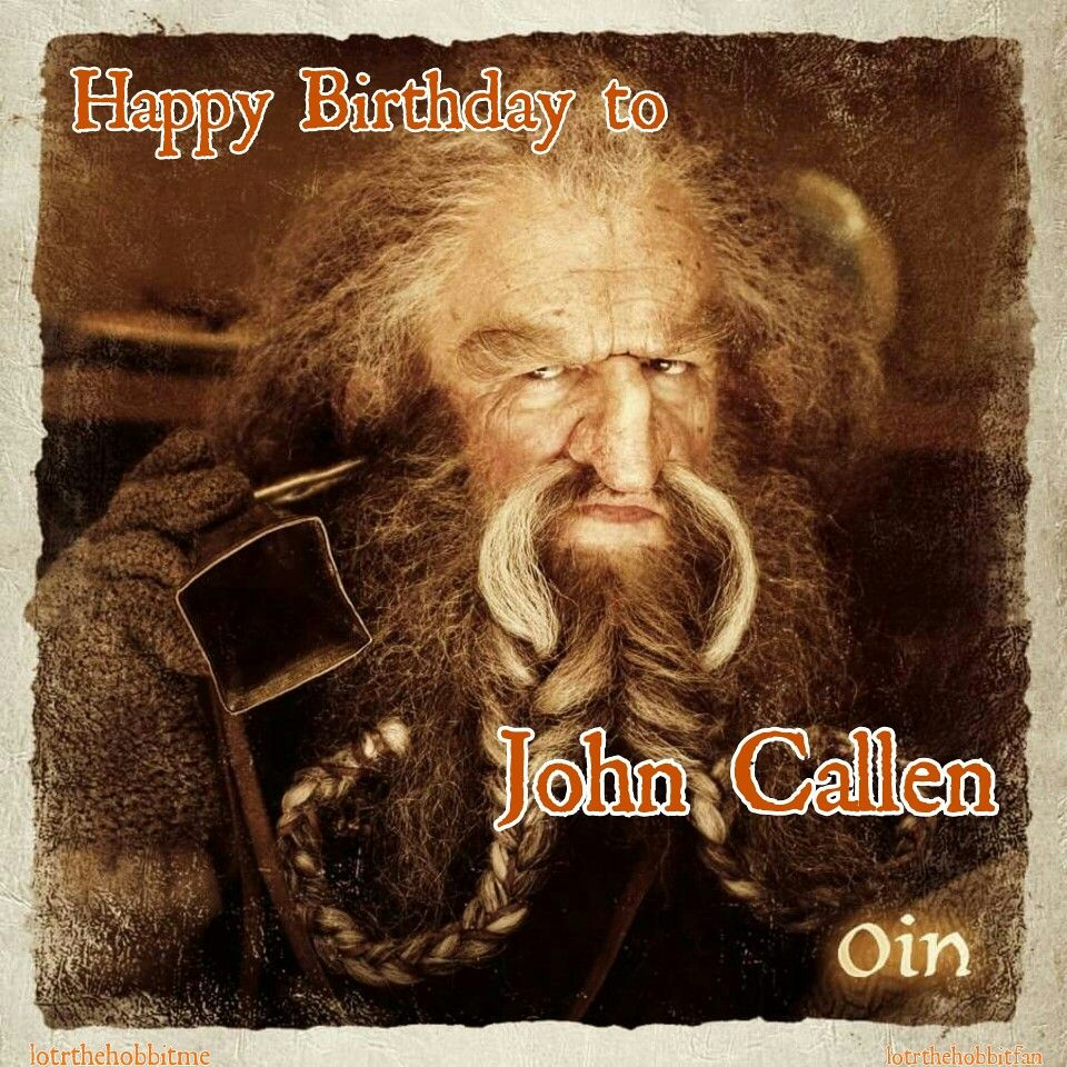 Happy Birthday to #JohnCallen !!! #happybirthdayjohncallen ...