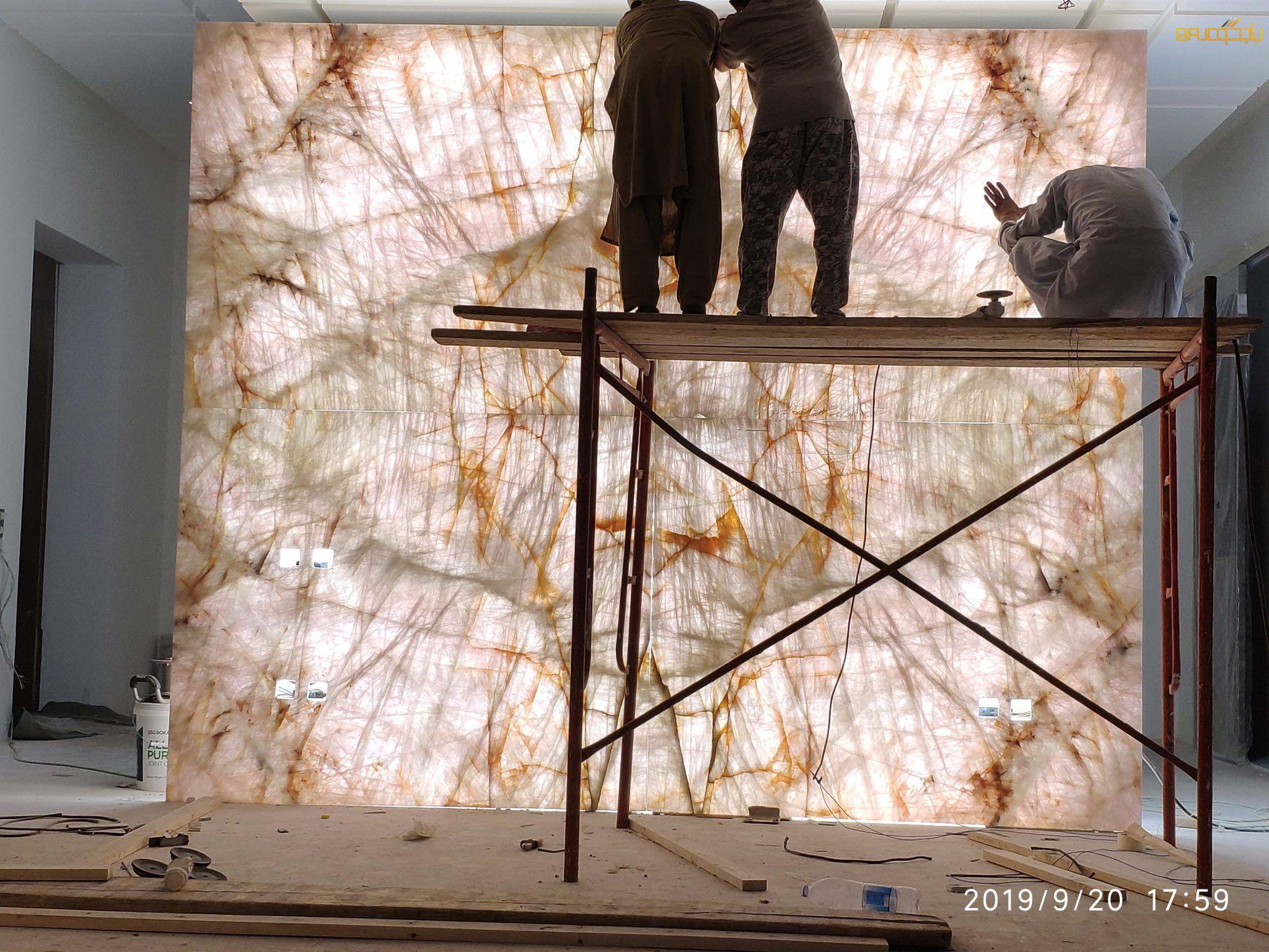 مغاسل رخام باجكو للرخام Entryway Tables Decor Marble