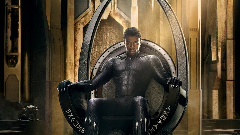 Black Panther Poster Drops Ahead Of First Teaser Trailer Filme