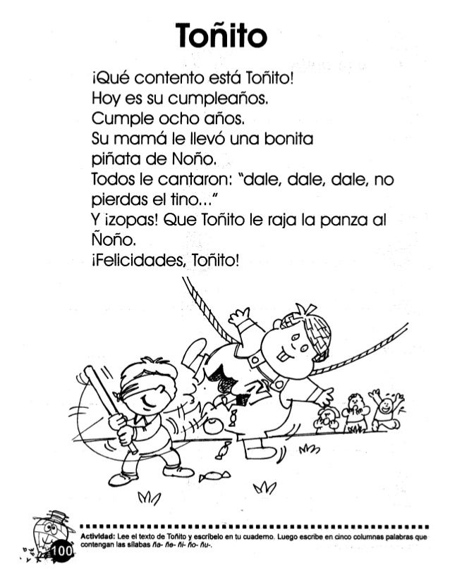 Libro trompito (1) | actividades para primaria | Pinterest ...