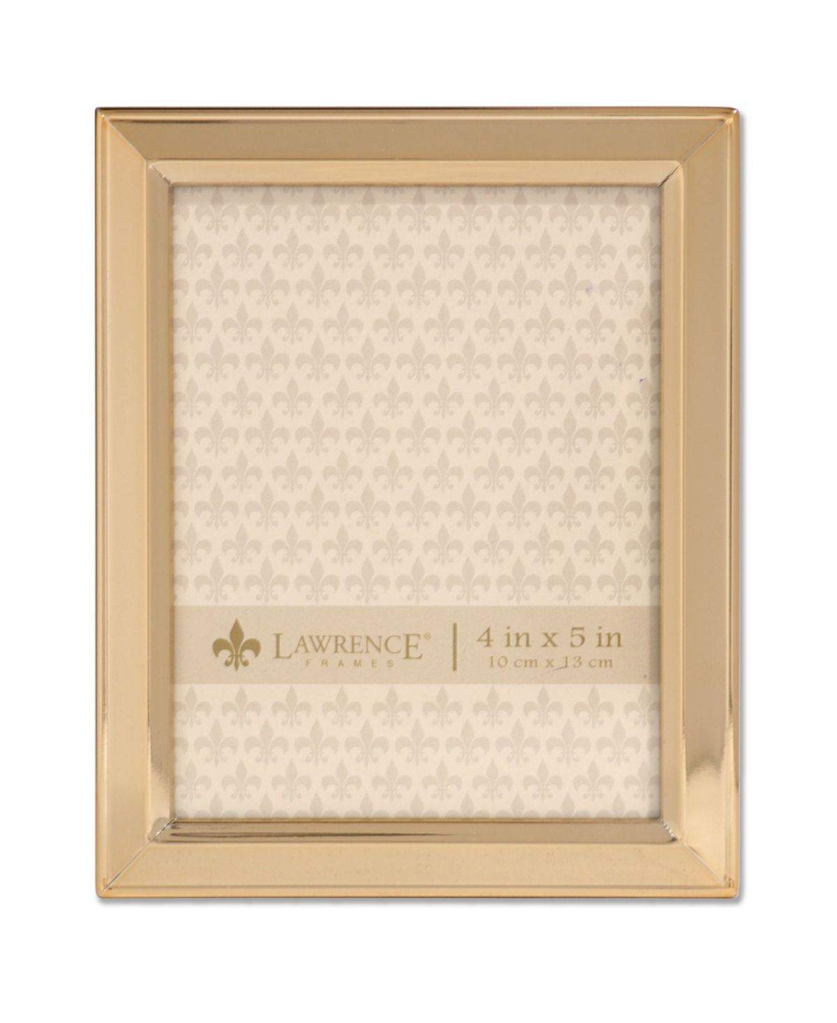 Lawrence Frames Gold Metal Picture Frame Classic Bevel 4 X 5 Reviews Picture Frames Home Decor Macy S Metal Picture Frames Frame Picture Frames