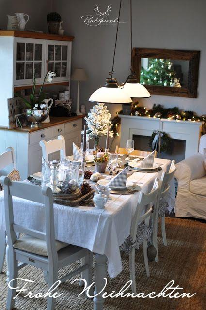 Platzhirsch Holzkirchen Tischdeko - Table Pinterest - holzkchen