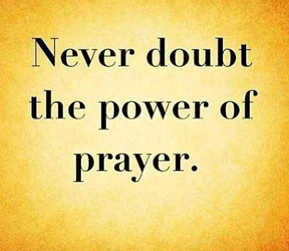 prayer God will never let you down take time to both