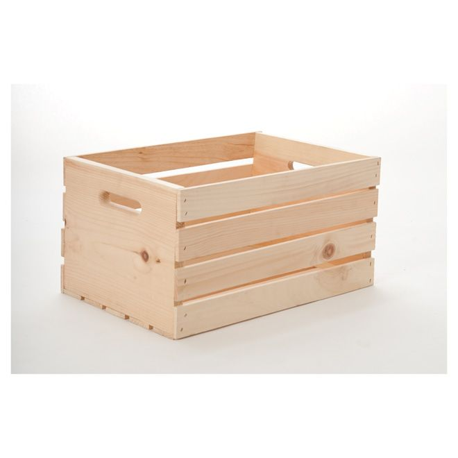Wooden Box My Dream Closet Wood Bin Wood Crates Diy Wooden Crate
