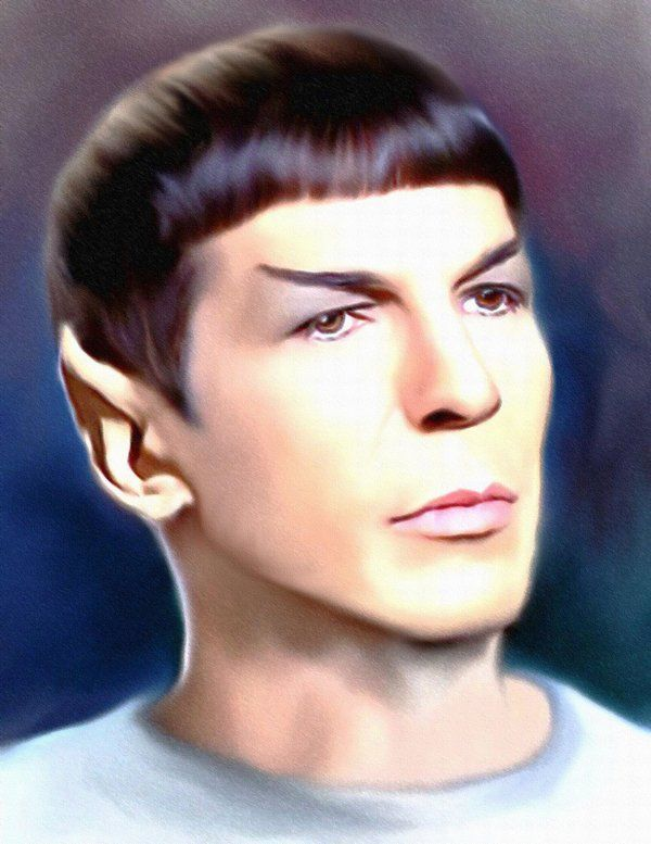 Spock Study by karracaz on DeviantArt