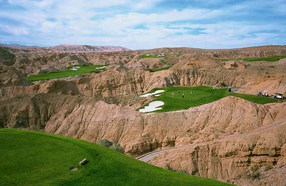 Wolf Creek Mesquite Nevada Golf Course Picture Golf Courses