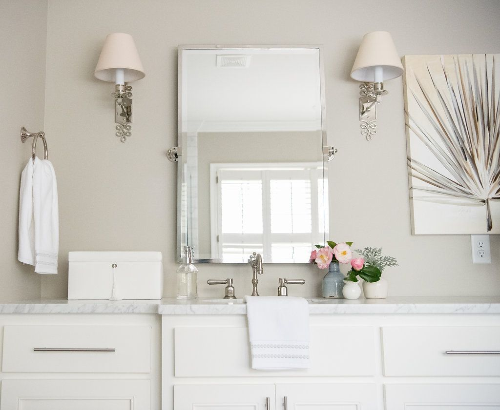 Pottery Barn Master Bath Remodel | bathroom remodel diy | Pinterest ...