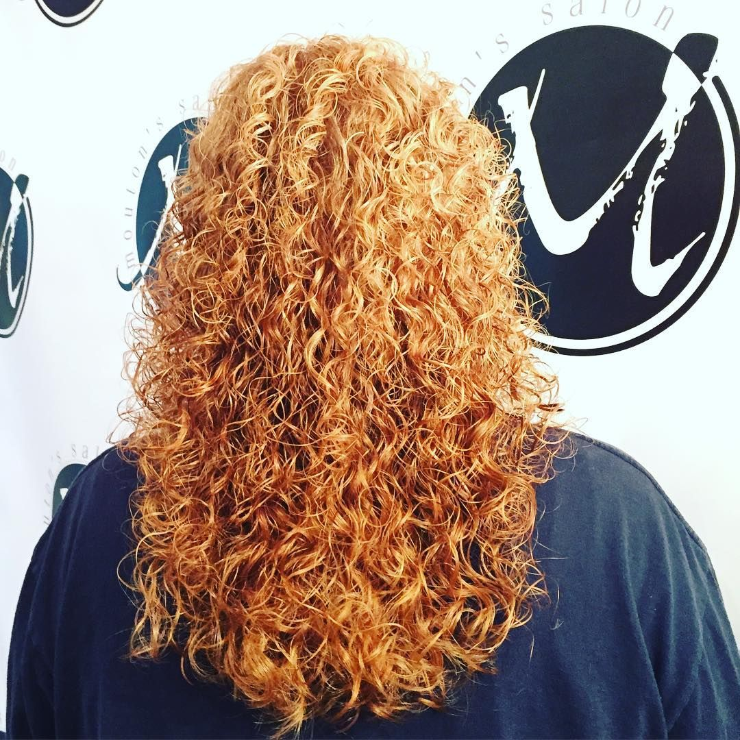 Straight perm winnipeg - 50 Trendy Perm Styles From Spiral And Curly To Wave And Straight