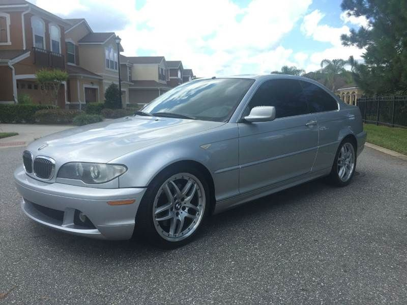 Southern Auto Liquidators BMW Series Ci Dr Coupe Miles - 2004 bmw price