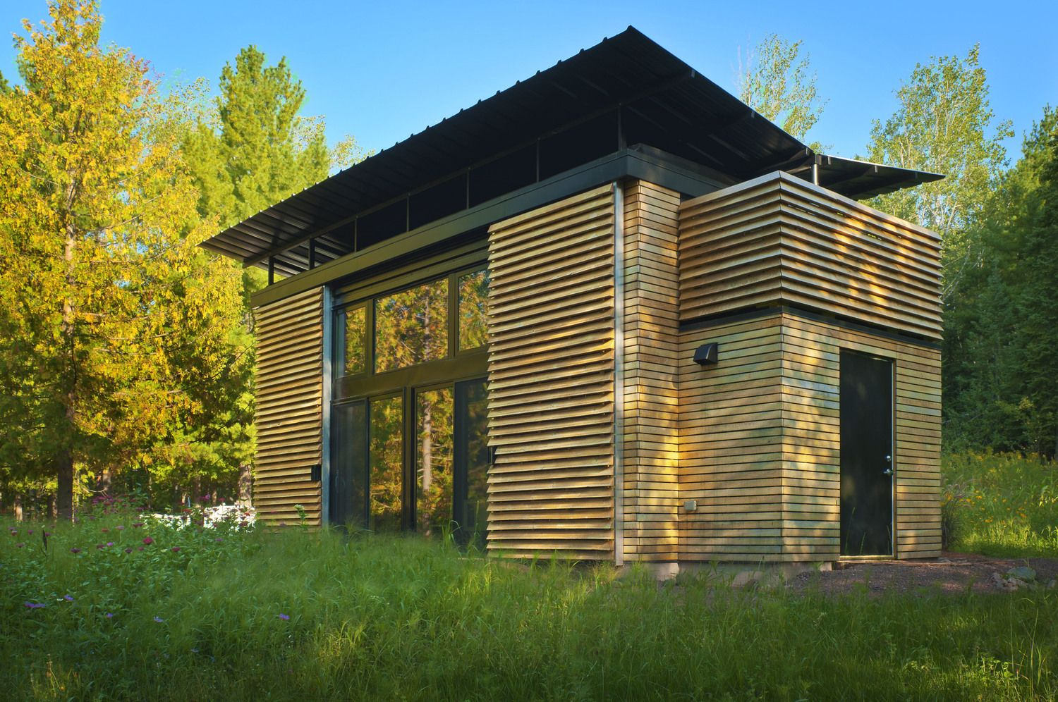E.D.G.E. House | Dwell Prefab Sourcebook | Midwest (Stevens Point, WI)