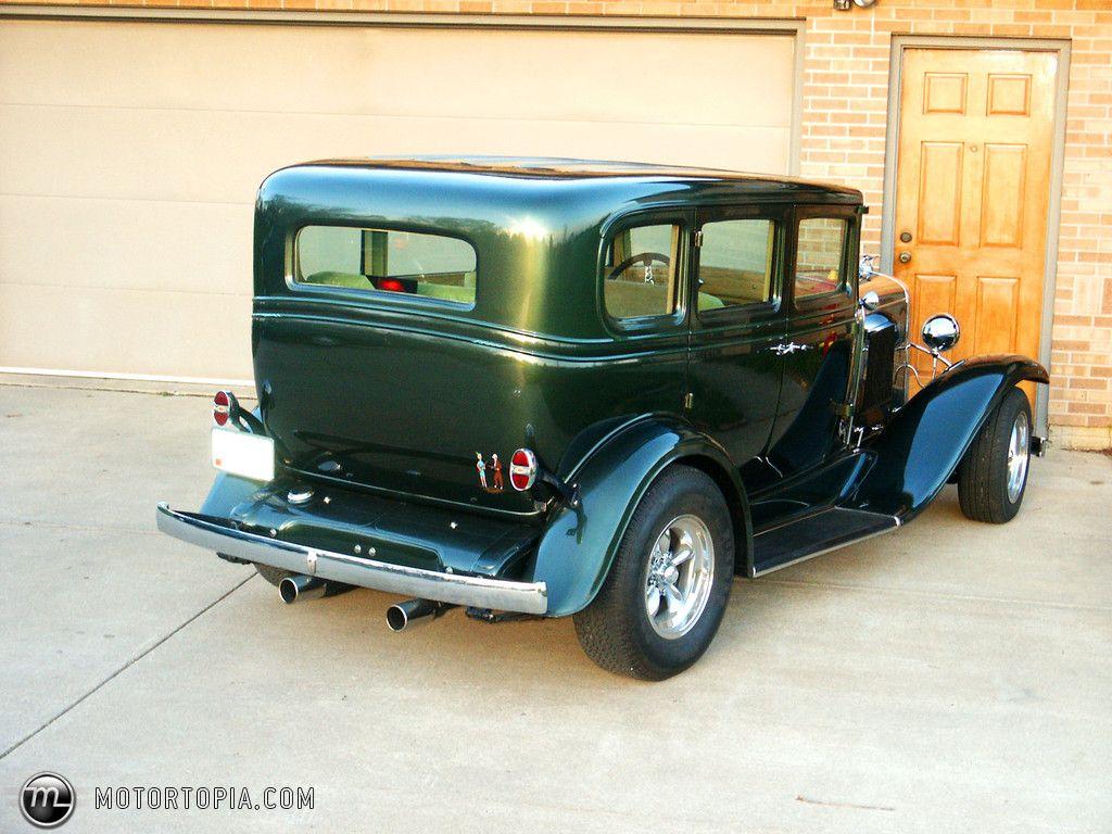 Sedan 1931 chevrolet sedan for sale 1931 Chevrolet Sedan | Photo of a 1931 Chevrolet 4 Dr Sedan (The ...