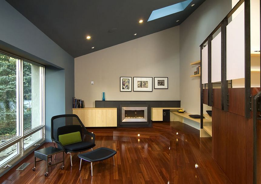 Painted Vaulted Ceilings What Colour Works Best The Reno Projects Vaulted Ceiling Living Room Colored Ceiling Room Paint Designs