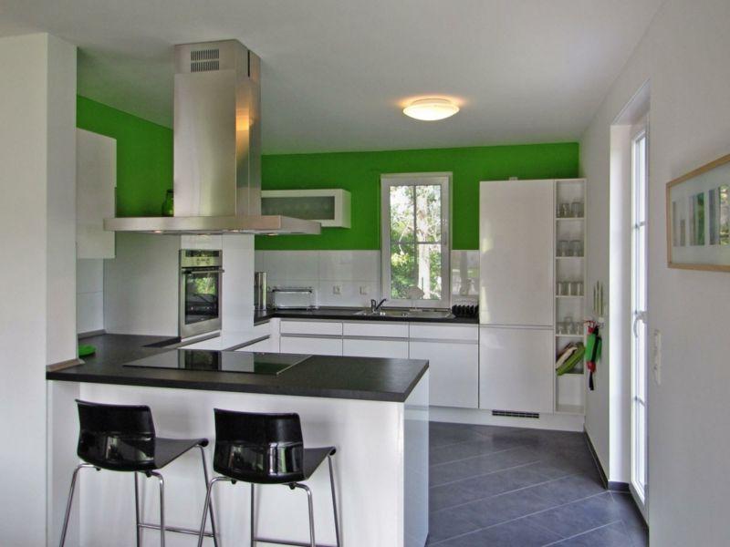 Wäre eine offene Küche das richtige für Sie? - offene kuche mit theke