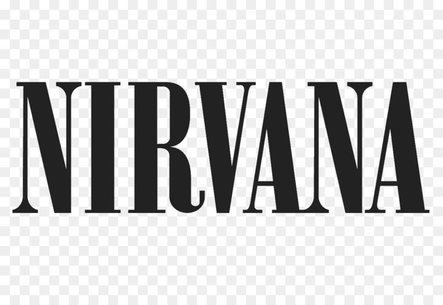 Nirvana Nevermind Logo Music Nirvana Png Is About Is About Text Brand Monochrome Black Rectangle Nirvana Nevermind Logo Music Nirvana Supports Png You