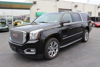 Check Out This 2015 Gmc Yukon Xl Denali In Onyx Black From