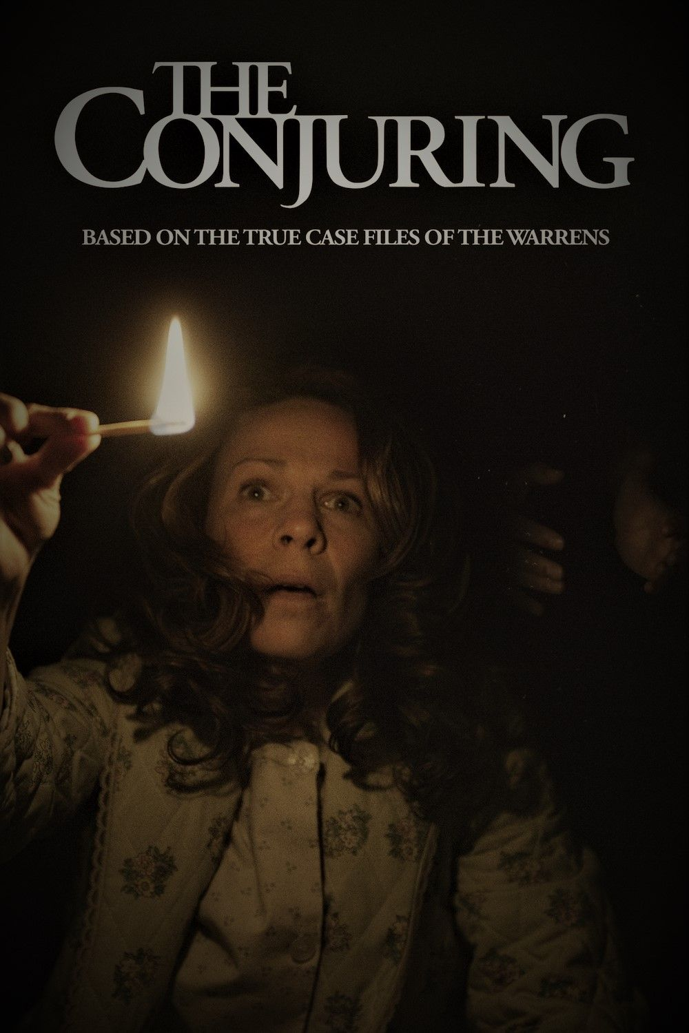 The Conjuring 2013 Poster With A Much Saturated And Contrasted Color The Conjuring Streaming Movies Free Streaming Movies