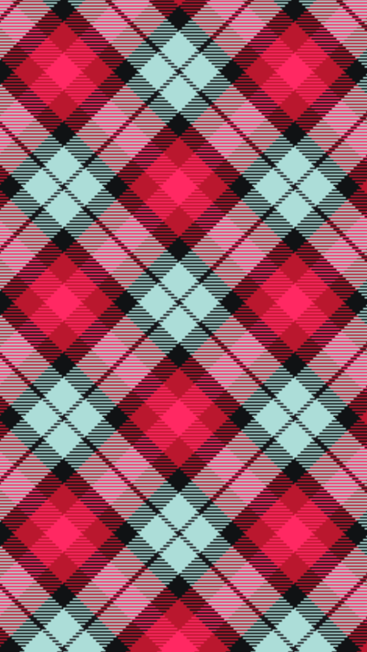 Red and Green Plaid Wallpaper Plaid wallpaper, Cellphone