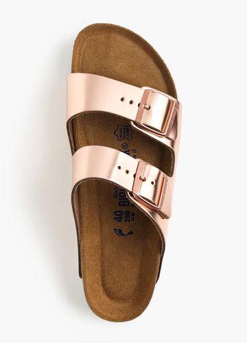 Birkenstock In Rosegold Schuhe Damen Schuhe Und Socken Und Birkenstock
