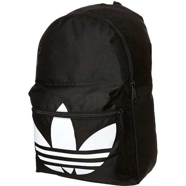 Adidas Bp Clas Trefoil Backpack (17.620 CLP) ❤ liked on Polyvore featuring  men s fashion e4287d059f