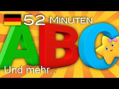 Das Deutsche Alphabet Auf Kindgerechte Weise Lernen Learn Alphabet