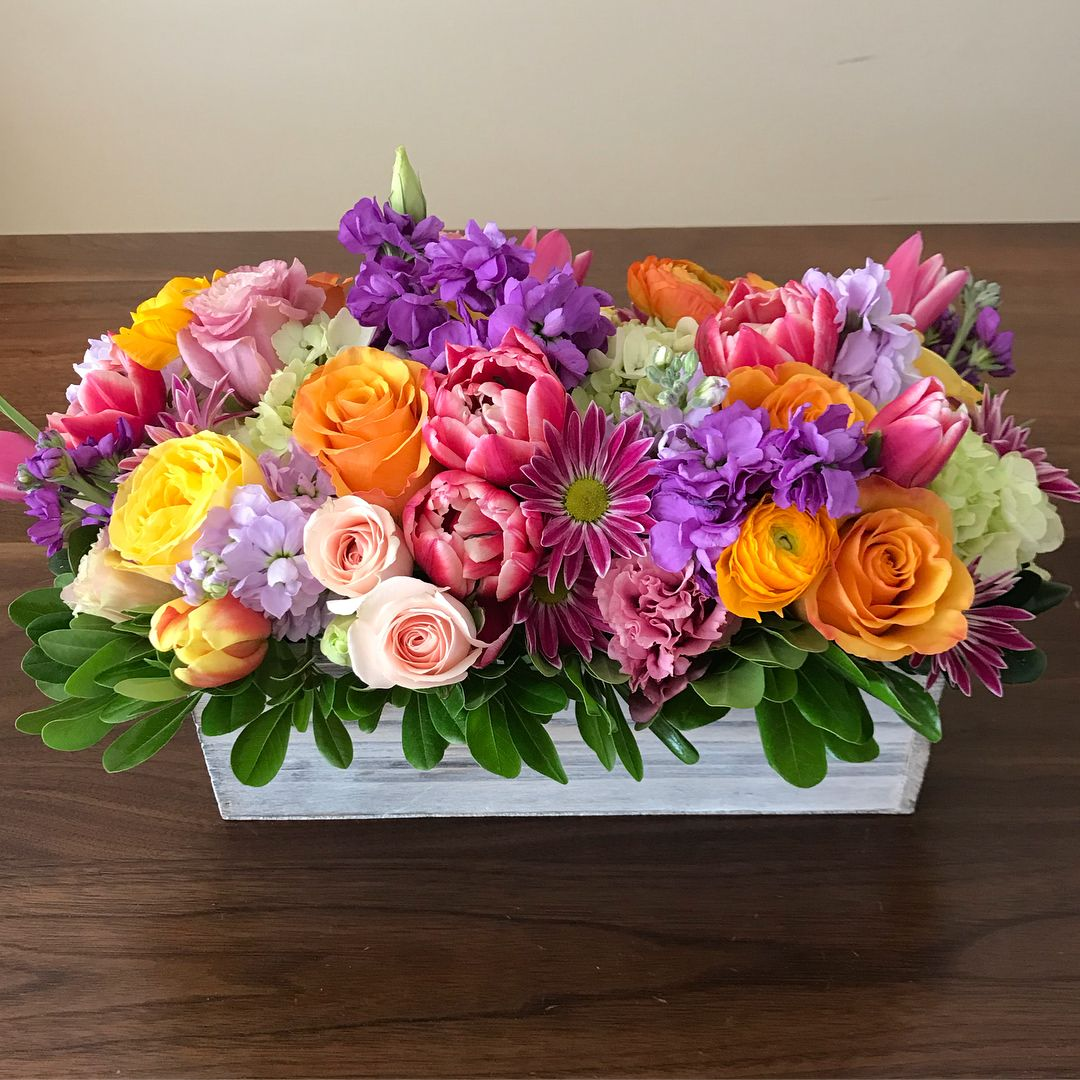 Beautiful Flowers For A Beautiful Lady Blooming Flower Garden To
