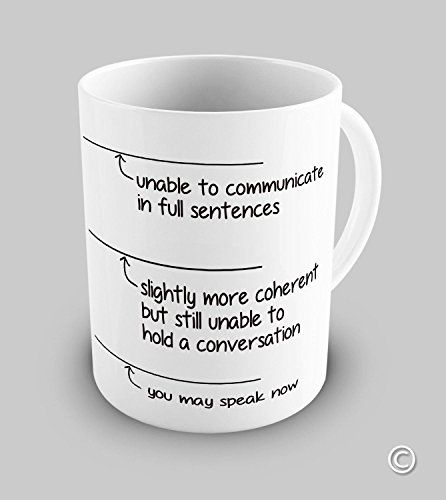 If your not shaking you you need another cuppa Funny Coffee Mug