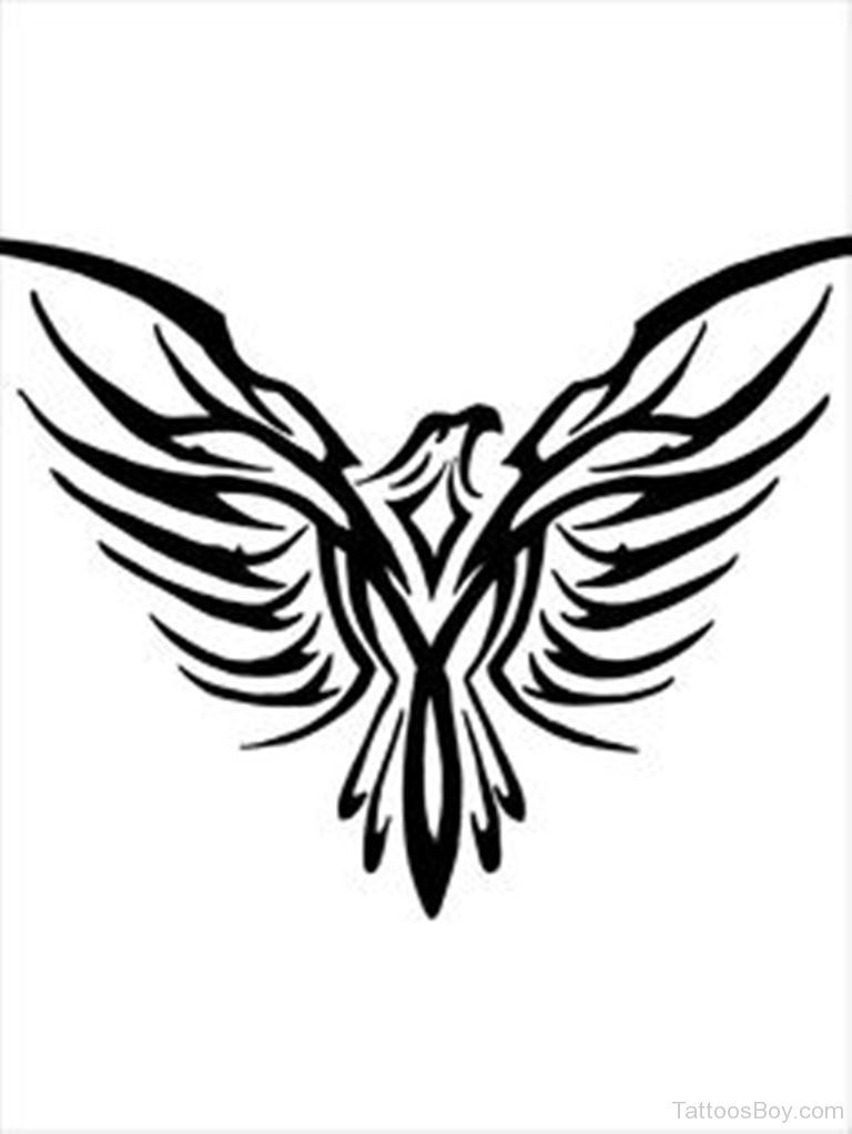 Pics Photos Tribal Bird Tattoos Designs Pictures 4 Accessories