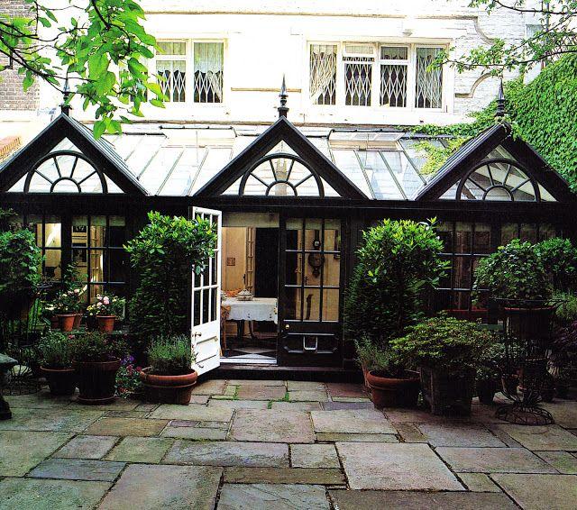 Karen Wagner garden & design: conservatory dreaming