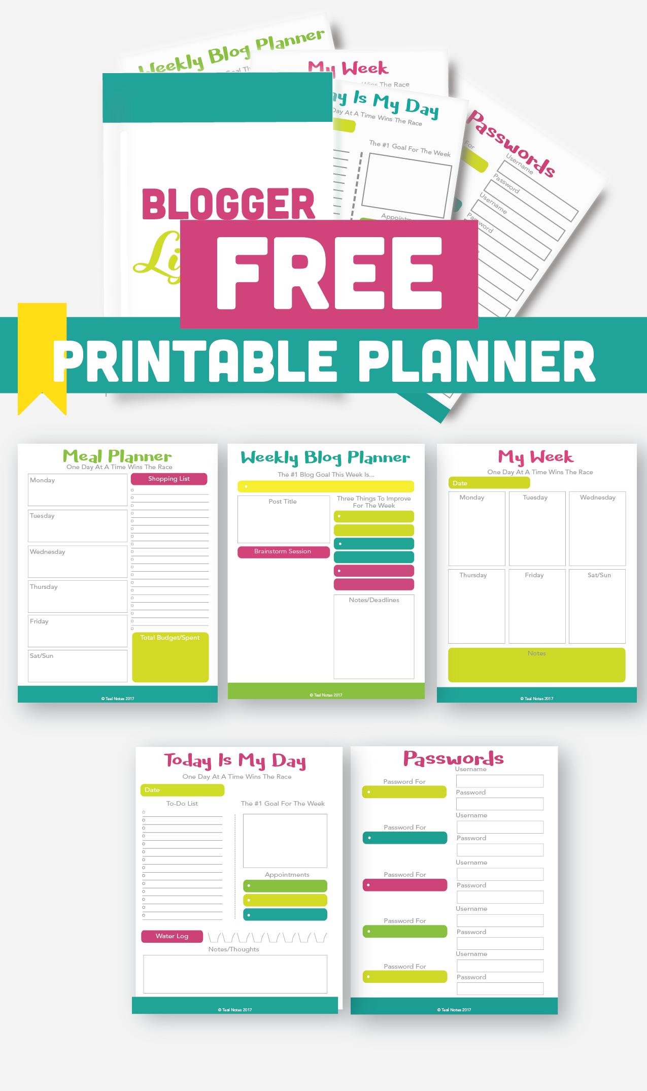 Free lifestyle planner printables lets get organized printable free printable lifestyle planner printable planner pages weekly planner blog post planner maxwellsz
