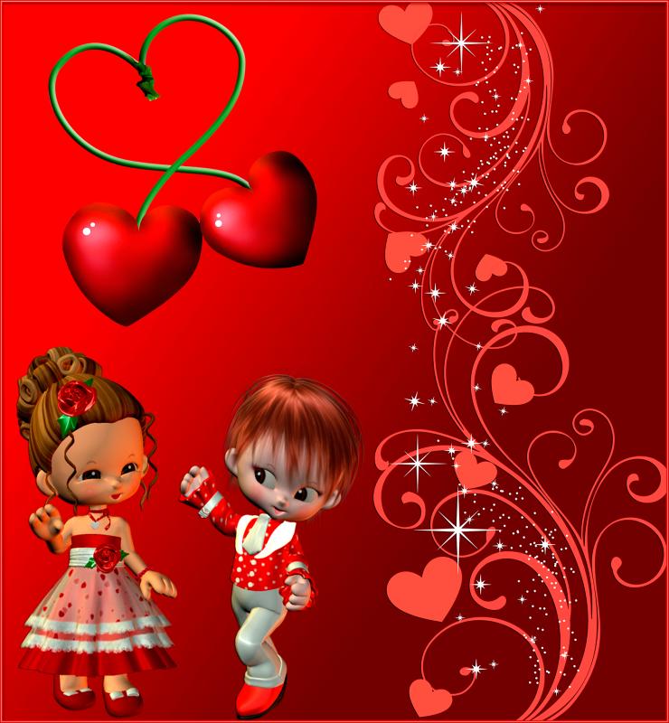 Postales De San Valentin   Fondos De Pantalla Y Mucho Más