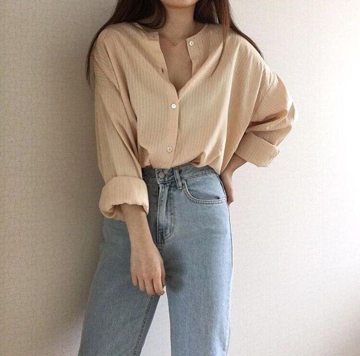 Korean Fashion Aesthetic Outfits Soft Kfashion Ulzzang