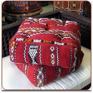 Exploring Islamic Interior Design   Floor pillows, Pillows and Ottomans