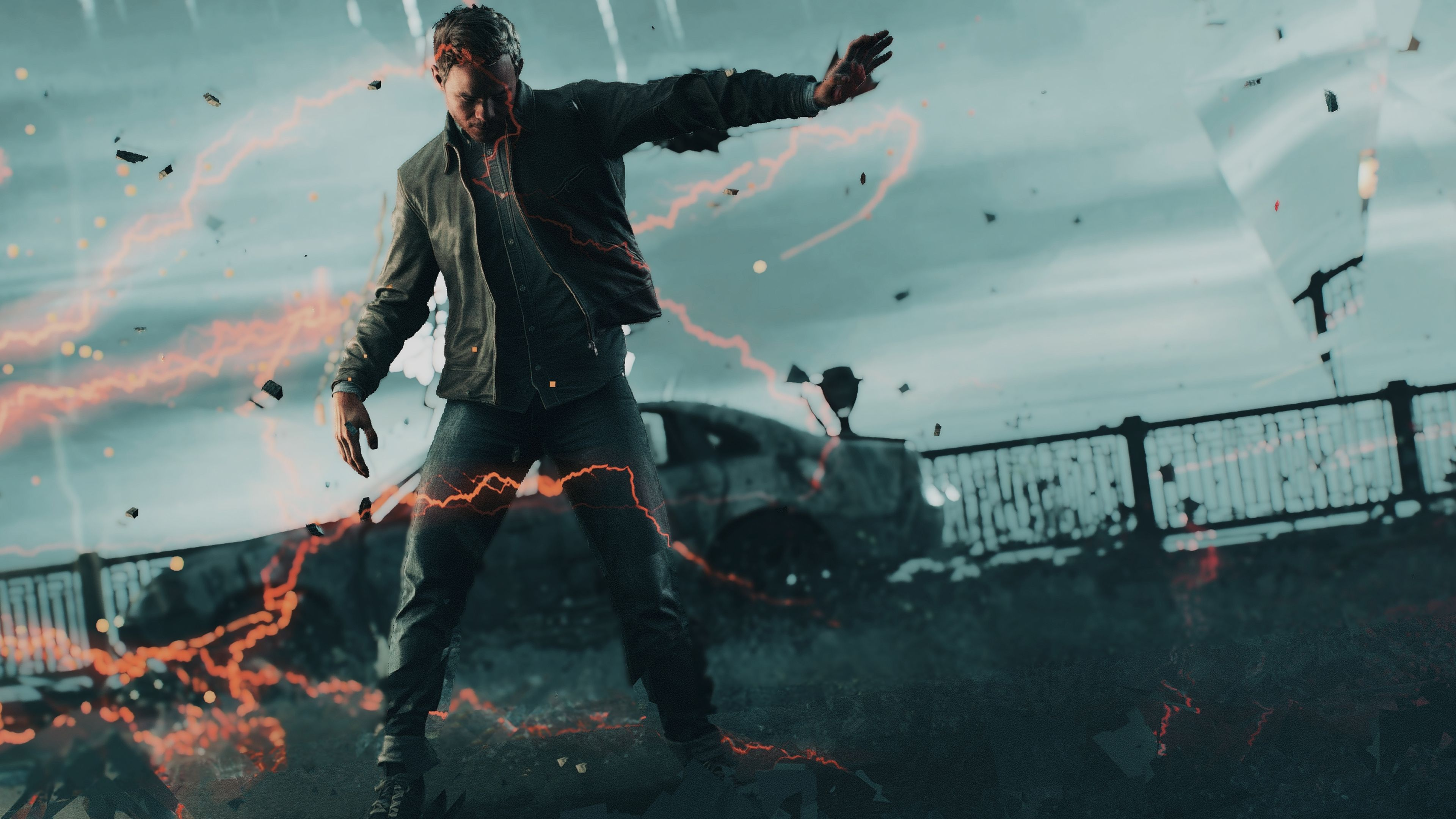 4k Quantum Break Xbox Games Wallpapers Quantum Break Wallpapers Pc Games Wallpapers Hd Wallpapers Games In 2020 Pc Games Wallpapers Quantum Break Gaming Wallpapers