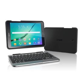 Learn More About The Slim Book Galaxy Tab S2 8 0 Keyboard Case From Zagg With A Detachable Keyboard Which Types Ju Keyboard Case Galaxy Tab Samsung Galaxy Tab