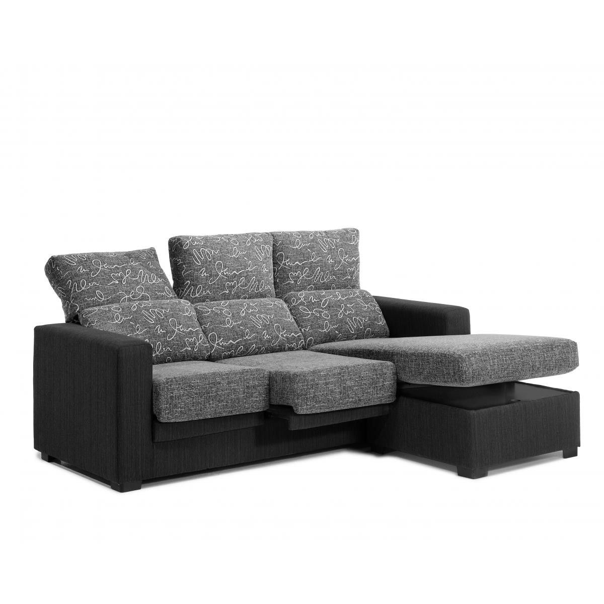 Chaise longue sane en conforama 399 euros decoraci n sal n pinterest chaise longue chaise - Muebles conforama madrid ...