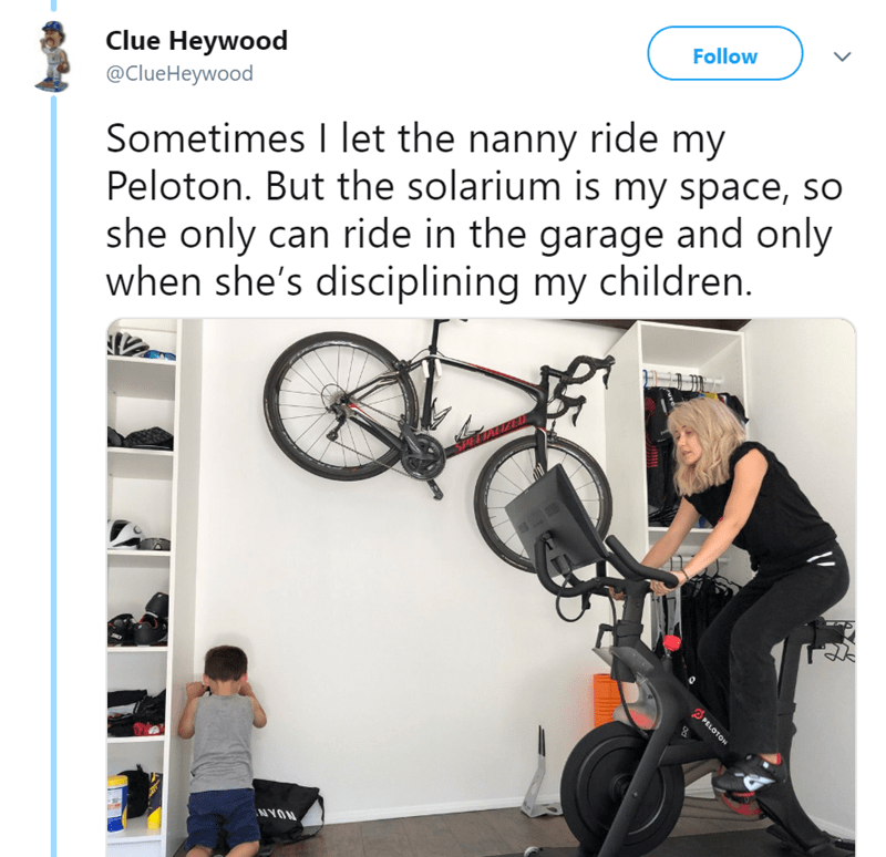 Can You Watch Tv On Peloton This Guy Is Hilariously Roasting The Pelaton Bike S Luxury Lifestyle Pelaton Bike Luxury Lifestyle Bike