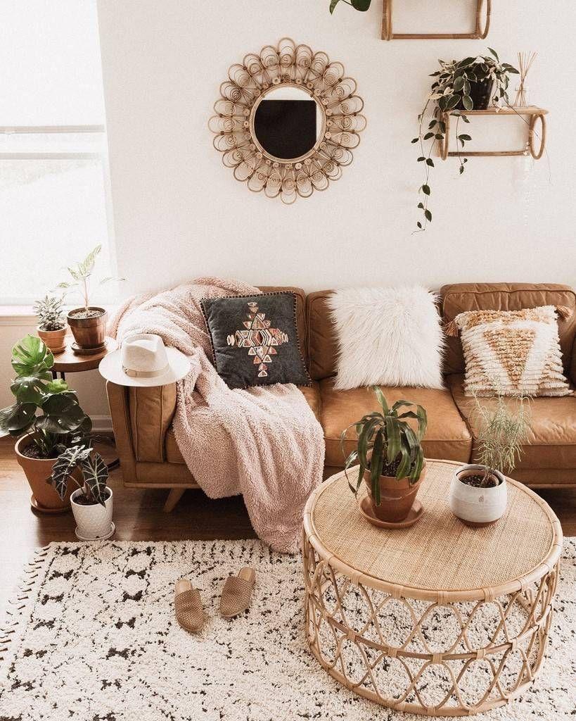 Timber Charme Tan Sofa en 19  Déco maison, Idée déco