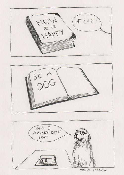 Dog Sketch Print Art Funny Picture Memes Paraphrase