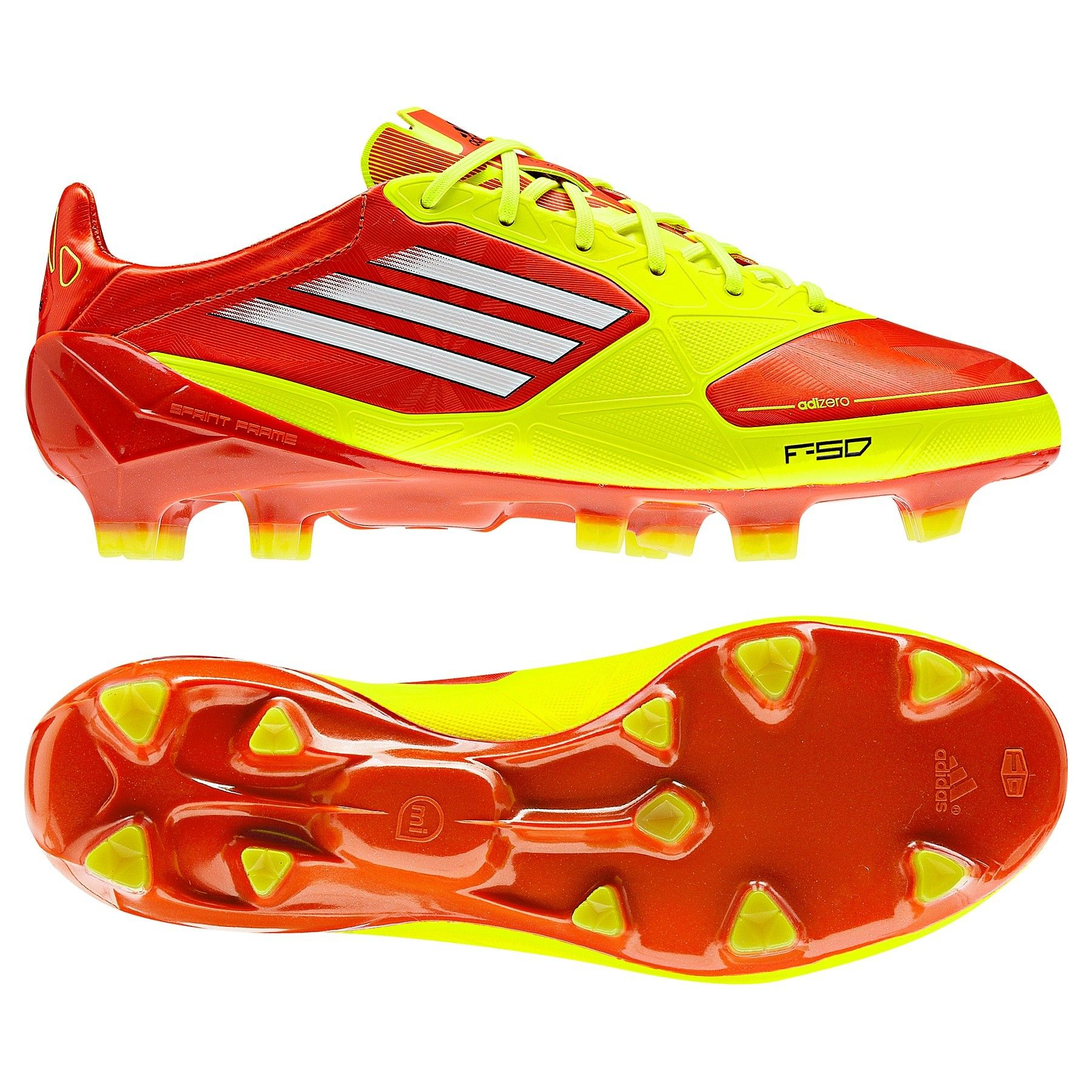 Adidas Kid S F50 Adizero Trx Firmground Soccer Shoes