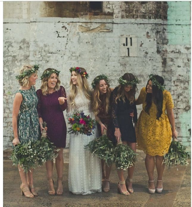 27 Fantastische Kleider für Brautjungfern | Günstige ...