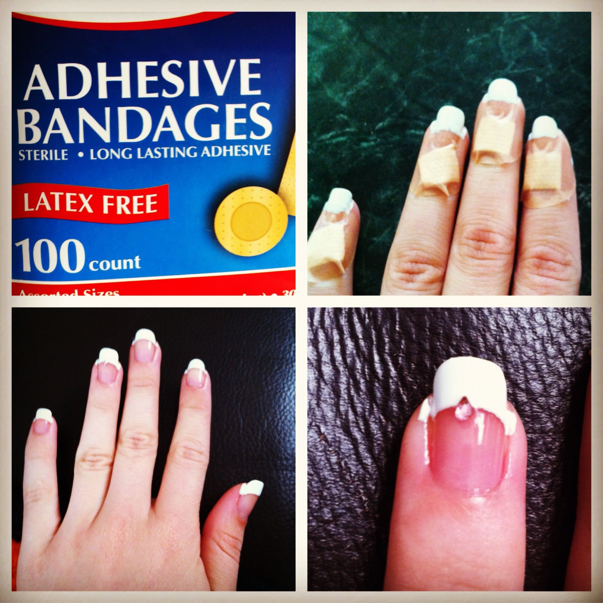 Can You Get Hiv From A Manicure Pin By Sydney Dedline On Beauty French Manicure You Nailed It Manicure