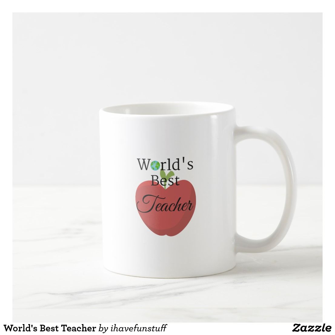 World S Best Teacher Coffee Mug Ad Show Your Appreciation To That