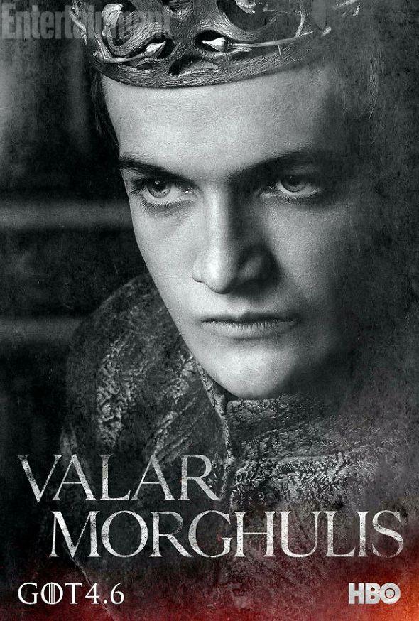 Nuevo póster de la cuarta temporada de Juego de Tronos   Series en ...