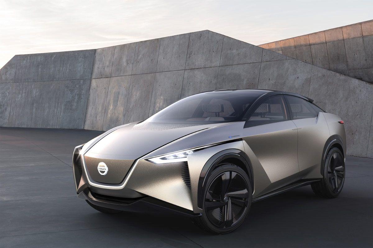 NISSAN 2020 Nissan Qashqai Ev Interior High Resolution